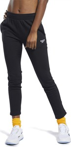 Spodnie Reebok w sportowym stylu z dresówki