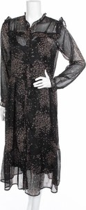 Czarna sukienka Neo Noir maxi