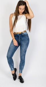 Jeansy Olika w stylu casual