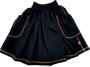 Czarna spódniczka dziewczęca Bexa