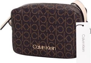 Brązowa torebka Calvin Klein