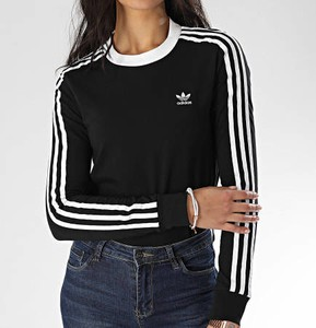 Czarna bluzka Adidas Originals