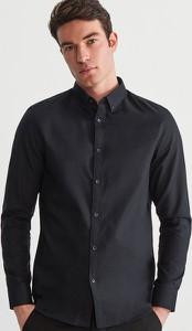 Koszula Reserved w stylu casual z bawełny
