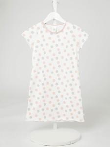 Sanetta Koszula nocna ze wzorem w kropki
