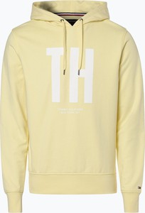 Żółta bluza Tommy Hilfiger w młodzieżowym stylu