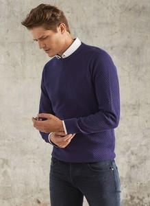 Niebieski sweter Pako Lorente