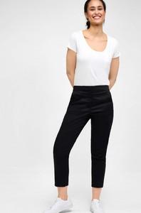 Czarne spodnie ORSAY z tkaniny