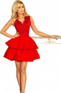 99e4d8448b sukienki wieczorowe długie czerwone - stylowo i modnie z Allani