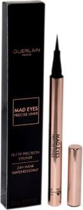 Guerlain, Mad Eyes Precise Liner, eyeliner w pisaku, 01 Matte Black