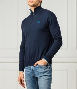 Sweter La Martina z wełny
