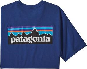 T-shirt Patagonia z krótkim rękawem