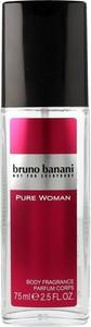 Bruno Banani, Pure Woman, perfumowany dezodorant w sprayu, 75 ml
