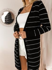 Czarny sweter SELFIEROOM z bawełny