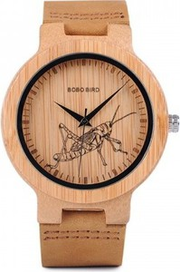 Zegarek drewniany BOBO BIRD P20-1