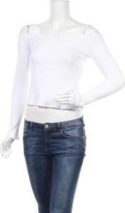 Bluzka Ambiance w stylu casual z okrągłym dekoltem