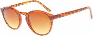 Brązowe okulary damskie Even&Odd