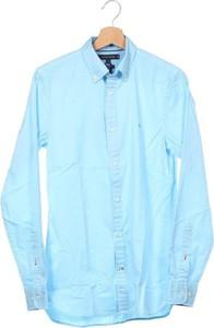 Koszula Tommy Hilfiger w stylu casual z klasycznym kołnierzykiem
