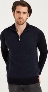 Sweter Dewberry w stylu casual
