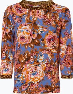 Niebieska bluzka Rich & Royal z długim rękawem