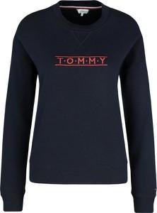 Bluza Tommy Hilfiger w stylu casual krótka