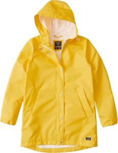 Żółta kurtka Abercrombie & Fitch w stylu casual