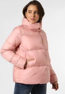 Różowa kurtka Tommy Hilfiger w stylu casual