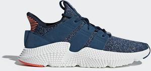 Niebieskie buty sportowe Adidas Originals