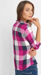Koszula ORSAY z krótkim rękawem z tkaniny