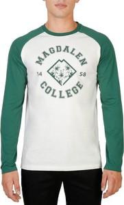 T-shirt Oxford University w młodzieżowym stylu