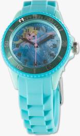 C&A Kraina Lodu-zegarek, Turkusowy, Rozmiar: 1 rozmiar