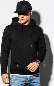 Czarna bluza Ombre