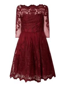 Sukienka Chi Chi London z długim rękawem