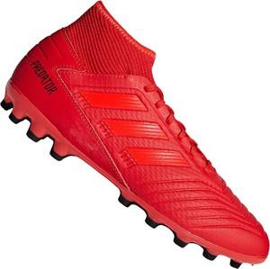 Buty sportowe Adidas w sportowym stylu z tkaniny