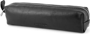 Lucleon Czarna kompaktowa torba na przybory toaletowe Jasper