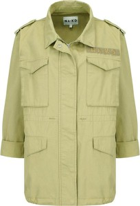 Zielona kurtka NA-KD