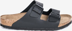 Czarne buty letnie męskie Birkenstock z klamrami