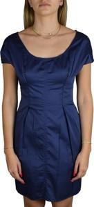 Sukienka Prada z krótkim rękawem mini