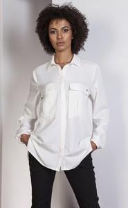 Koszula Lanti z długim rękawem z kołnierzykiem