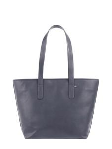 Niebieska torebka Esprit ze skóry ekologicznej w wakacyjnym stylu duża