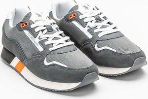 Buty sportowe U.S. Polo sznurowane w sportowym stylu