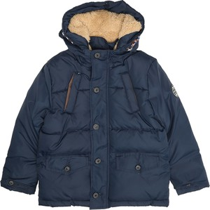 Granatowa kurtka dziecięca Tom Tailor