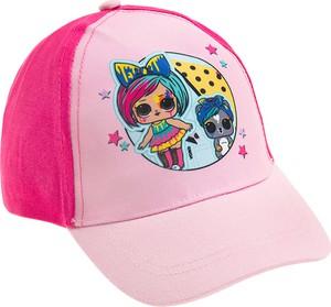 Różowa czapka Odzież Licencyjna