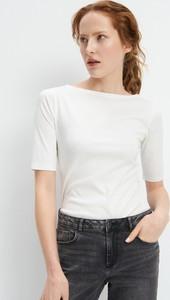 Bluzka Mohito z bawełny z krótkim rękawem