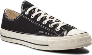 Trampki converse - ctas 70 ox 162058c black/black/egret