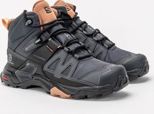 Buty sportowe Salomon z płaską podeszwą