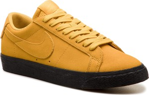 Buty NIKE - Sb Zoom Blazer Low 864347 701 Yellow Ochre/Yellow Ochre