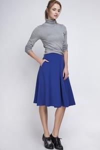 Niebieska spódnica Lanti