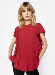 Czerwona bluzka Red Valentino