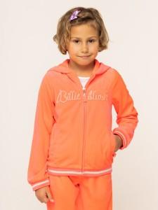 Pomarańczowy dres dziecięcy Billieblush