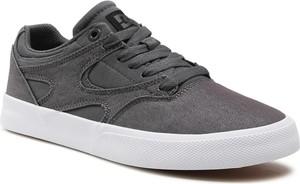 DC Shoes Sneakersy DC - Kalis Vulc ADYS300569 Grey/Gum(2GG)
